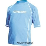 Triko Cressi Rash Guard MAN Blue