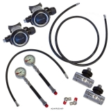 set Hollis SMS 100 Regulator Kit