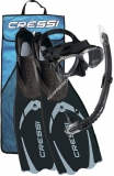 SET Cressi PLUMA BAG Black 39/40