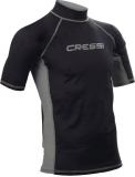 Cressi Rash Guard MAN Black