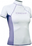 Cressi Rash Guard Triko LADY white