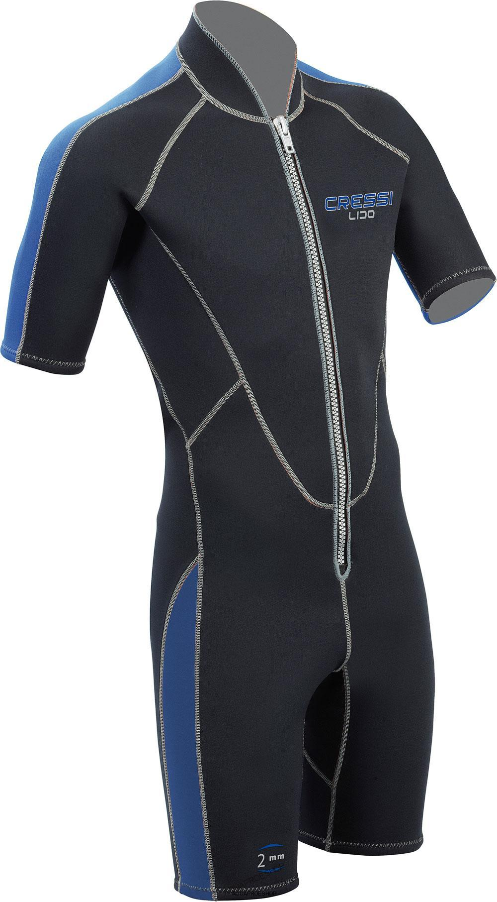 short Cressi Lido Man 2 mm