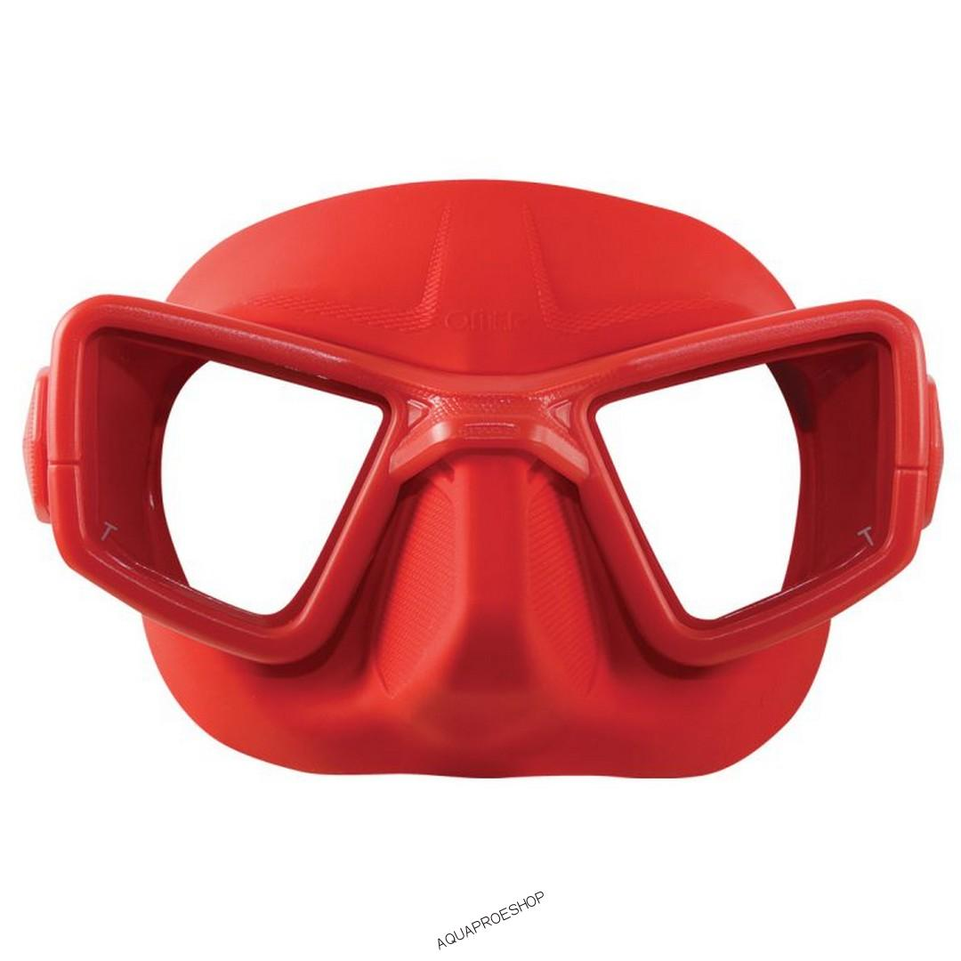 Omer Umberto Pelizzari UP-M1 RED MASK