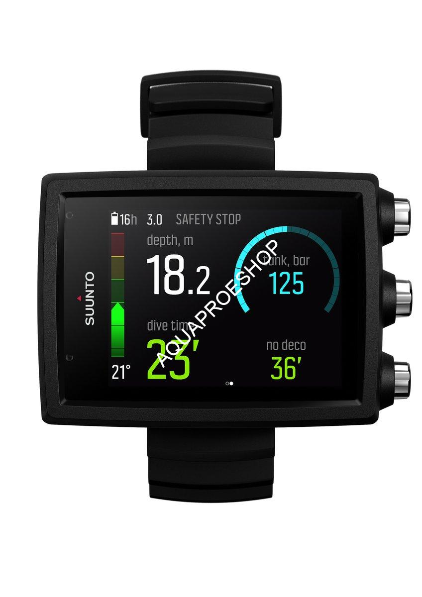 Suunto EON CORE BLACK USB