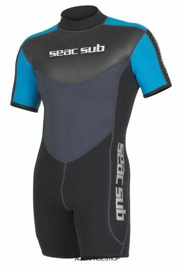 Seac sub BODY FIT MAN short 3 mm