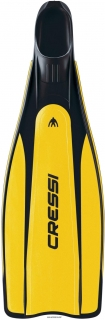 Cressi ploutve Pro Star Yellow