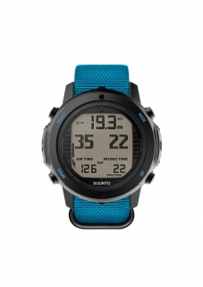 Suunto D6i NOVO INSTRUCTOR BLUE ZULU USB