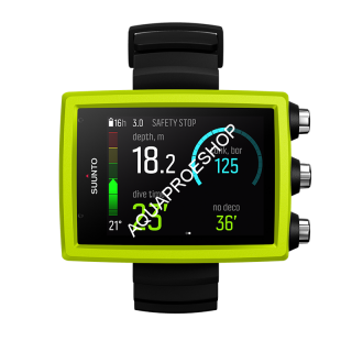 Suunto EON CORE LIME USB
