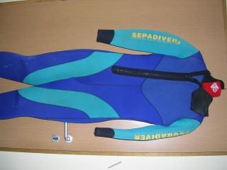 SEPADIVER neopren MAN 5 mm
